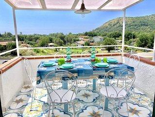 "Villa Ines a Palinuro - ""Mary Home"" (8 Posti Letto)"