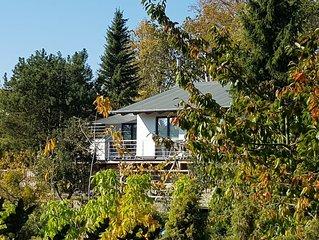 Neues großzügiges Ferienhaus am Tollensesee, kostenfr. W-Lan