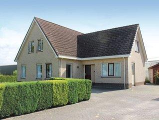 4 Zimmer Unterkunft in Almere Buiten