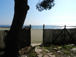 A charming Villa in Residence front the beach in Circeo