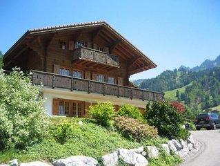 Ferienhaus Charmey für 4 - 6 Personen mit 3 Schlafzimmern - Ferienhaus