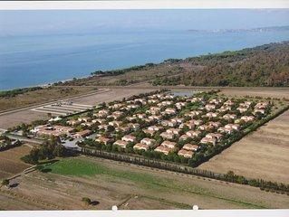 Haus am Meer nur wenige Schritte vom Strand Mortelliccio entfernt!