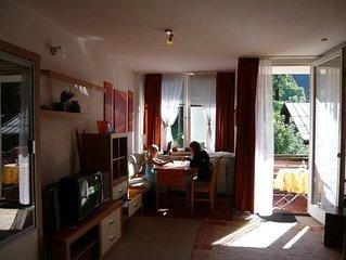 Ferienwohnung Oberstdorf für 2 - 4 Personen - Ferienwohnung