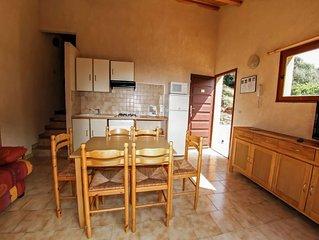 Ferienwohnung Cabannaccia in Porto - 6 Personen, 2 Schlafzimmer