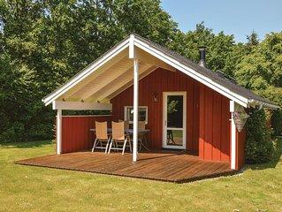 1 Zimmer Unterkunft in Hovborg