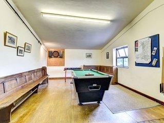 Ferienhaus Bwthyn Dwy Afon in Welshpool - 4 Personen, 2 Schlafzimmer