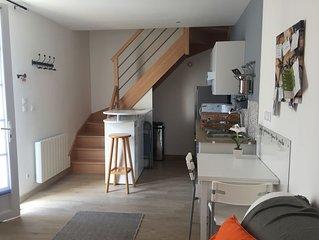 Maison a La Rochelle, vieux port et centre ville a 2km