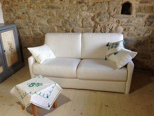 Appartamentino Rustico in Villa Maindi mit Gartennutzung und kostenfreiem WLAN