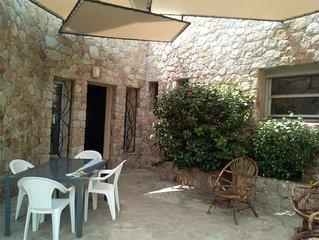 Villa 4 chambres - 8/9 personnes - piscine - vue exceptionnelle mer et montagne
