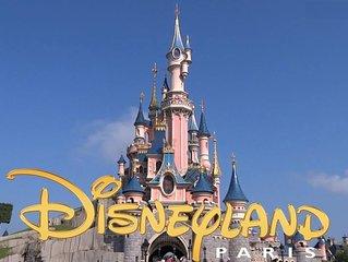 Disneyland Paris, appartement T2 à proximité, 10min