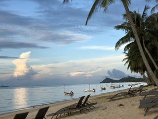 Schone ruhige Villa mit Pool fur max. 7-8 Pers. Bang Por Beach im Santithani Tal
