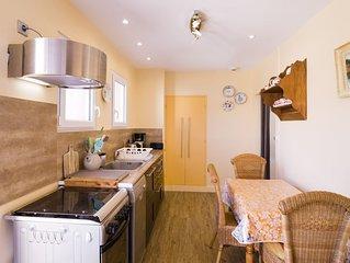JONZAC Maison 3 étoiles Très Confortable au Calme - Vacances ou Forfait Curiste