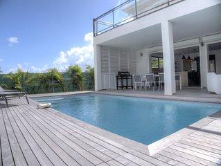 Villa EDEN avec piscine proche de la mer