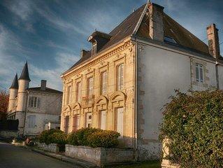 Maison au coeur du Médoc (route des vins, mer et lac).