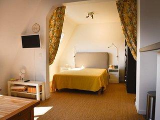 Charmant appartement à 200m de la plage Deauville