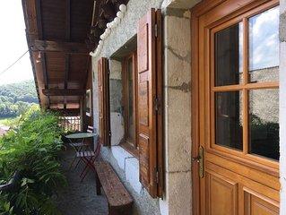 Agréable maison à Talloires (Perroix) - 6/7 personnes