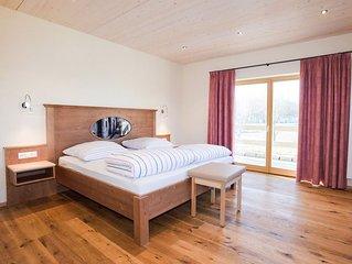 Doppelzimmer 28qm, mit Flachbild TV und Balkon