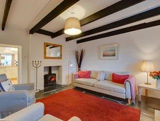 Ferienhaus High Cottage in Wadebridge - Padstow - 3 Personen, 2 Schlafzimmer