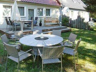 Reihenhaus im Ferienpark Claus Stortebecker, Pruchten