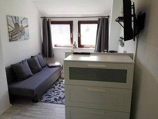 Ferienwohnung Cuxhaven für 2 - 3 Personen - Ferienwohnung