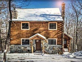 Designer Vermont Vacation Retreat