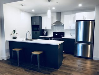 Brand new condo near Levis and Quebec City