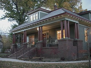 Charming Arts And Crafts Home In The Heart Of The Historic District