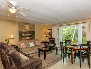 Comfortable Lagoon Side Condo with Wild Dunes Amenities!