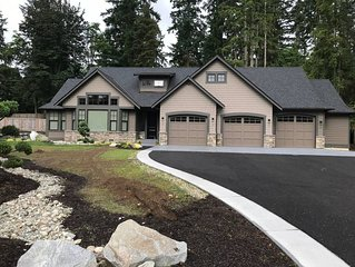 Casa Bambino - New Custom Home in beautiful Woodinville wine country