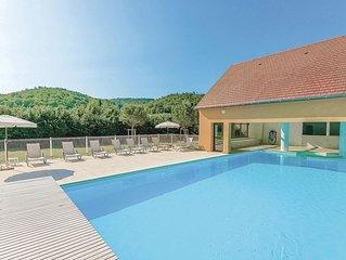1 Zimmer Unterkunft in Montignac