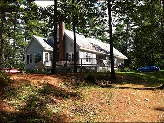 4 Season Home On 2 Acres On Norway Lake