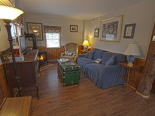REAL Bed & Breakfast! Enjoy Our Black Bear Suite and FREE Breakfast!