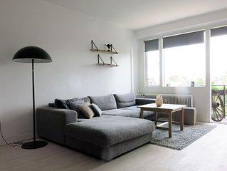 City Apartment in Frederiksberg Kommune mit 1 Schlafzimmern 2 Schlafplätzen