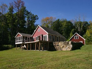 Views, Privacy & The Perfect Location Close to All Berkshire Attractions!