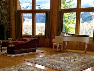 Bella Vista House Grand Mtn Views ~ Sleeps up to 10