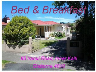 Bed and Breakfast Apartment