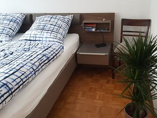 Apartment, 96qm, 3 Schlafräume, max. 5 Pers.