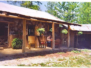 The General's Cabin: Private, gated, close to Natural Bridge/Red River Gorge