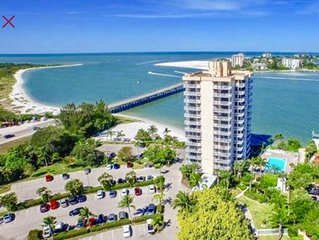 'The Halls of Lover's Key' Beach Condo in Fort Myers Beach, Florida