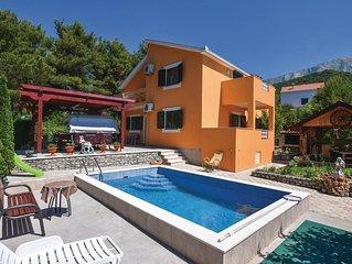 4 Zimmer Unterkunft in HR-85340 Herceg Novi