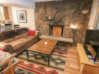 Perfect Mountain Cabin Sleeps 6