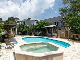 WOW! Pool+Pizza Oven near Beaches, Downtown & UNCW