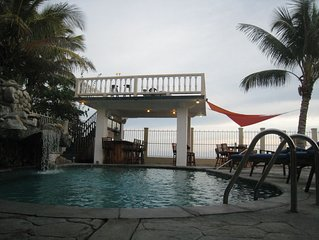 Diving Pelican Inn, your home away from home, a beachfront B&B.