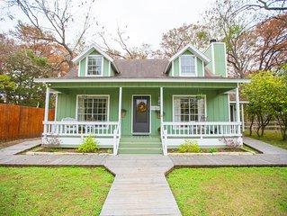 Historic Leeway Cottages: Cypress Creek House