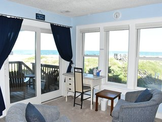 Beautiful 1st Floor Oceanfront Condo (Outer Banks Avon NC)