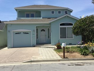 Gorgeous 3 Bedroom house close to the Beach!