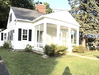Newly renovated Cape Cod just minutes from downtown on Lake Street.
