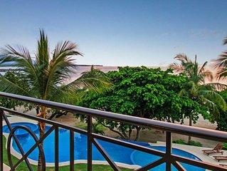 Punta Mita Beachfront Condo! 5 Star Luxury!