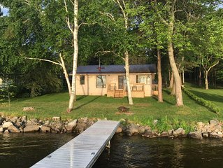 Waterfront Cottage For Rent - Pigeon Lake House - Bobcaygeon - Kawartha Lakes