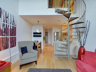 Le 1155 Loft St-Jean for rent - Old Quebec City